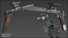 Colt M1911