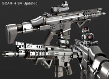 SCAR-H SV