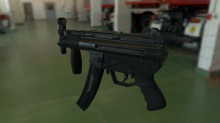 MP5k animations for GMod