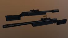 .950 JDJ Rifle Texture