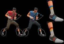 Unnamed Scout Skin