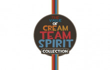 The Value of Cream Team Spirit Collection