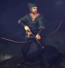Bondi - Character Model