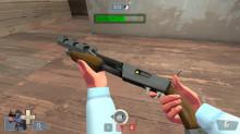 Shotgun Styled Stream Shooter WIP