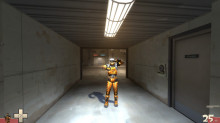 HEV Suit Sniper