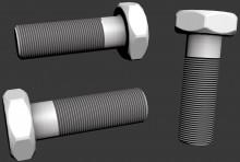 Simple bolt
