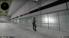 3on3 AK-47 Metro