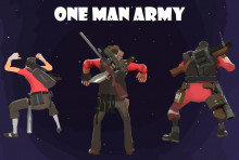 [WIP] The One Man Army