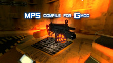 MP5 compile for Gmod