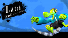 LethalLeague - Latch 3d model