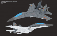 PLAAF Su-30MKK