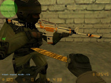 M4A1-S Pack in (Retexture Models)