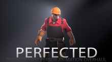 Engineer First Person Animations Perfected