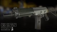 Krycek's SG552