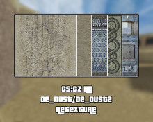 De_Dust_CZ/De_Dust2_CZ HD Retexture