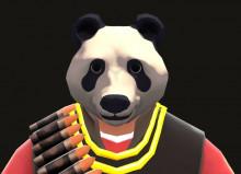 PANDA PANDA PANDA, all class hat