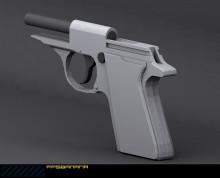 PPK 'aka' 007 Gun