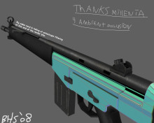 Gewehr 3 - MAOR