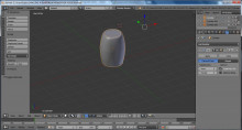 Barrel Model [My First Model]