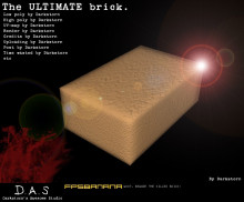 The ULTIMATE brick!