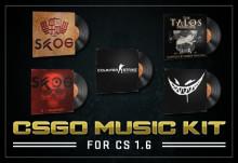 CS:GO Music Kit for CS 1.6