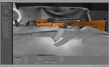 AK-47 | time warp