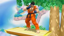 Goku Moveset Over Ryu