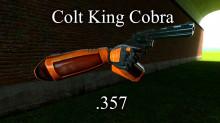 Colt King Cobra .357 For Gmod.