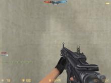 HK416C in Lynx's animations