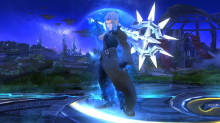 Kingdom Hearts Saix