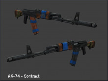 AK-74 Contract