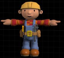 Bob The Builder in sm4sh