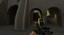 Mr.Brightside's Magpul Masterkey Colt M4A1