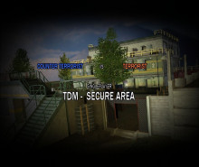 re-produce a map frm Rainbow Six: Siege to CS1.6
