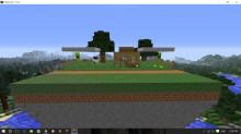 Minecraft Overworld Stage