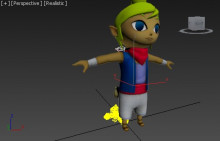 Tetra Over Toon Link (NEED TONS OF HELP)