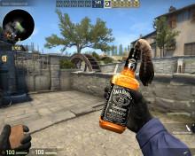 Jack daniels for molotov