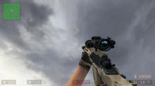 MSR Sniper Ghost Warrior2