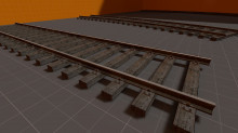 Railroad models pack v1