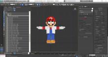 SMS: Tropical Mario