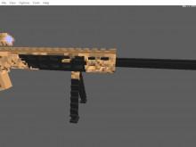 M107A1 - Desert Operations (Update 2)
