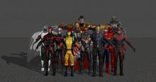 Marvel Heros part 2