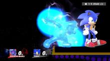 Shadow Mario - The Sunshine Faker (Moveset)