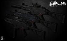 Bledo's UMP-45
