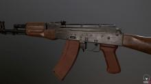 AK74 Texturing