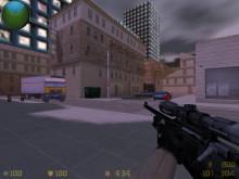 Sniper Wars City Map