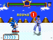 Mugen - Sonic the Fighters Lifebars (WIP)