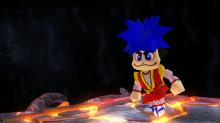 Goemon Stars in Smash!