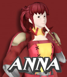 Anna Import over Lucina