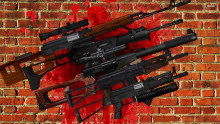 Oldies Reborn Weapon Pack